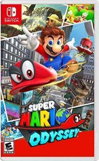 Nintendo Super Mario Odyssey – Nintendo Switch