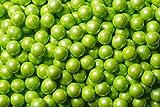 Sweetworks Shimmer Lime Green Sixlets 1 lb Bag