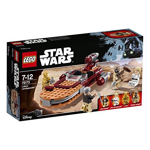 518ne6tF6GL LEGO Star Wars   75173 Lukes Landspeeder 2017