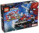LEGO 6251072 Marvel Spider-Man Bike Rescue 76113 Building Kit (235 Piece), Multicolor