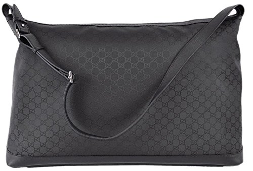 cc6cea02a267 Gucci 105669 XL GG Guccissima Luggage Travel Duffle Bag Unisex - Travel