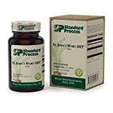 Standard Process - St John's Wort-IMT - Promotes Mental Health and Supports Emotional Balance, Provides Vitamin A (Beta Carotene) and Iodine, Gluten Free - 90 Capsules