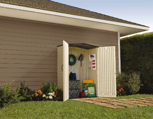 Rubbermaid-Plastic-Small-Outdoor-Storage-Shed-53-Cubic-Feet-FG5L1000SDONX