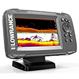 Lowrance Hook² 5 with SplitShot Transducer and US/Canada Nav+ Maps