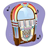 Carson Dellosa Jukebox Two-Sided Decoration (188033)