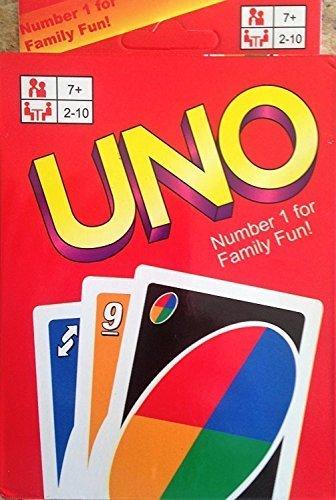Original UNO Cards Game
