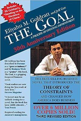 The Goal: A Process of Ongoing Improvement: Amazon.co.uk: Goldratt, Eliyahu  M: 9780884271956: Books