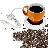 Desktop heated coffee/tea mug warmer - candle & wax warmer (1, 1 Cup) (D132) (MW1100)