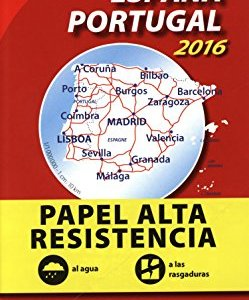 Carte National 794 : Espana / Spain / Espagne , Portugal - 2016 ; Indechirable ; tear-resistant (French Edition) 3