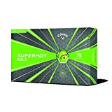 Callaway Golf Superhot Bold Matte Golf Balls (Pack...