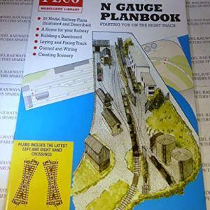 Peco IN-1 NEW N Gauge Setrack Planbook 519YheDnnjL