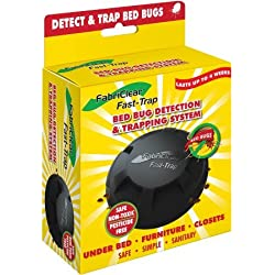 Fast-Trap Bed Bug Detection & Trapping System 5.00 x 2.00 x 6.00 Inches
