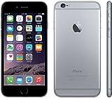 Apple iPhone 6, GSM Unlocked, 64GB - Space Gray (Renewed)