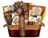 Wine Country The Connoisseur Gift Basket
