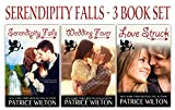 THREE BOOK SET-Serendipity Falls series