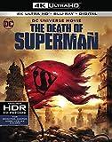 DCU: The Death of Superman (4K/UHD/Blu-ray)