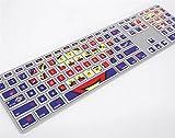 RoomMates RMK2813FLT Superman Keyboard Peel and Stick Stickers