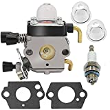 Carburetor for Stihl FS80 Carburetor - STIHL FC55 FC75 FC85 FS310 FS38 FS45 FS45C FS45L FS46 FS55 FS55C FS55R FS55RC FS55T FS74 FS75 FS76 FS80 FS85 HL45 HL75 HS45 HS75 HS80 HS85 ZAMA Carburetor (FS80)