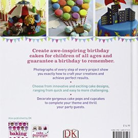 Kids' Birthday Cakes - Inglese