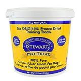 Stewart Freeze Dried Treats 11.5oz Chicken Liver