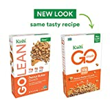 Kashi GOLEAN, Breakfast Cereal, Peanut Butter Crunch, Non-GMO Project Verified, 13.2 oz(packaging may vary)