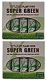 KL Design & Import - 20 Bottles of Super Green Green Lucky Bamboo Fertilizer Plant Food *NEW*