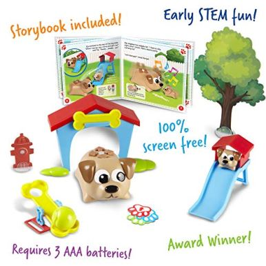 Learning-Resources-Coding-Critters-Ranger-Zip-Toy-of-the-Year-Award-Winner-Interactive-STEM-Coding-Toy-Early-Coding-Toy-for-Kids-22-Piece-Set-Ages-4