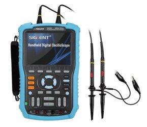 Siglent SHS806TCAL Handheld Oscilloscope