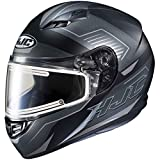 HJC CS-R3 Trion Adult Snowmobile Helmet with Electric Shield - MC-5SF / X-Large