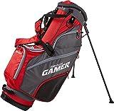 Top Flite Mens Gamer Golf Stand Bag (Gray/Navy)