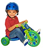 Paw Patrol 10' Fly Wheels Junior Cruiser Ride-On, Ages 2-4, Blue/Green, 5.6 Lbs