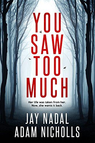 You Saw Too Much (Lori Turner Book 1)