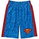 DC Comics Superman Man of Steel Boys Active Shorts