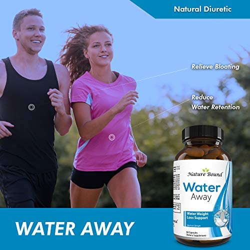 Water Pills for Bloating – Premium Weight Loss Supplement for Women and Men – Reduce Water Retention – Antioxidant Green Tea and Vitamin B6 Boost Metabolism and Energy – Maximum Strength Fat Burner 7