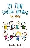 Indoor Games: 21 Fun Indoor Games for Kids