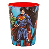 16oz Justice League Plastic Cups, 12ct