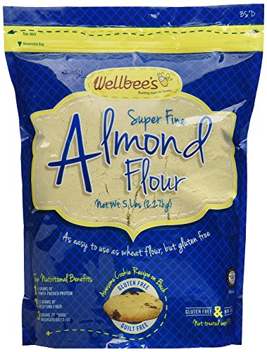 Wellbee's Super Fine Blanched Almond...