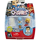"Ooshies Set 4 ""DC Comics Series 1"" Action Figure (4 Pack)"
