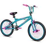 Kent.. 20' Trouble Girls' Bike, Aqua/Pink