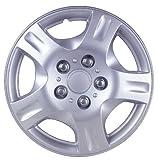 Drive Accessories KT-942-15S/L, Nissan Altima, 15' Silver Lacquer Replica Wheel Cover, (Set of 4)