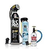 A/C Pro Auto Air Conditioning Recharge Bundle (3 Piece Kit)
