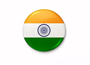 Buy Indian National Flag Badge Online At Low Prices In India Amazon In