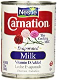 Nestle Carnation Evaporated Milk 12 Oz. (4 Pack)