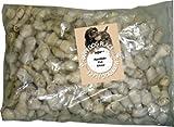 HDP 100 count 2.5' Natural Rawhide Mini Bones