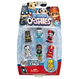 "Ooshies Set 3 ""DC Comics Series 1"" Action Figure (7 Pack)"