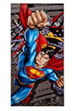 "Superman ""Daily News"" Beach Towel 30""x60"""