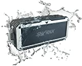 Waterproof Bluetooth Speaker Sharkk 2O IP67 Bluetooth Speaker Outdoor...
