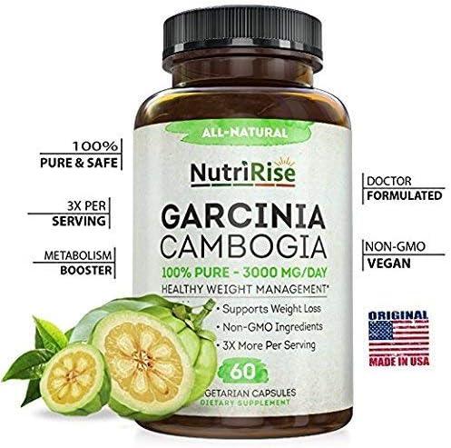 Garcinia Cambogia 3000 MG Supplement - 60 Capsules 4