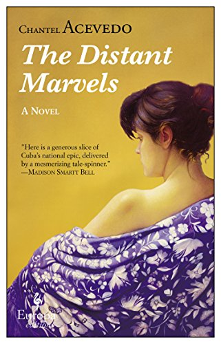 The Distant Marvels Book Cover