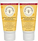 Burt's Bees Baby Diaper Rash Ointment 3 Ounce (Pack of 2)